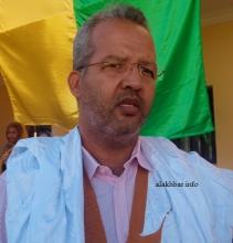 محفوظ ولد الجيد، عضو الجمعية الوطنية عن مقاطعة أطار بآدرار ـ (أرشيف الأخبار)