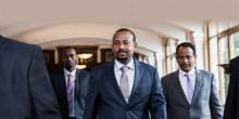أبي أحمد: رئيس الوزراء الأثيوبي.