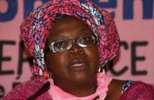 بريجيت آجاماجبو: الأمينة العامة لحزب اللقاء الديمقراطي ومنسقة تنسيقية المعارضة التوغولية.