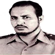 الرئيس السابق الراحل محمد محمود ولد أحمد لولي