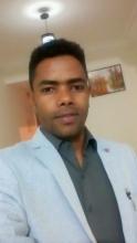 الباحث ، محمد ولد الشيخ الياسنا