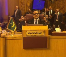 وزير الخارجية الموريتاني إسلك ولد إزيد بيه
