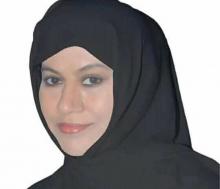 رئسية الحزب الوزيرة الناها بنت حمدي ولد مكناس