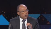 ليونارد شي أوكيتوندو: وزير الخارجية الكونغولي.