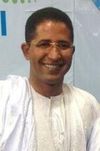 الدكتور الشيخ ولد سيدي عبد الله – أستاذ جامعي وشاعر وناقد