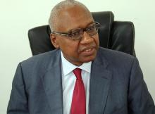 الشيخ ساكو: وزير العدل الغيني المستقيل