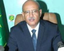 مفوض حقوق الإنسان والعمل الإنساني في موريتانيا الشيخ التراد ولد عبد المالك (وما)