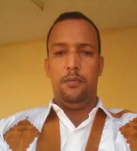 """الأمين العام لحزب """"إيناد"""" الأستاذ سيدي ولد الكوري"""