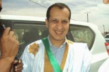 رئيس رابطة عمد الترارزة وعمدة بلدية الركيز والأمين العام لوزارة المياه والصرف الصحي: محمد ولد عبد الله السالم ولد أحمدوا