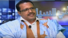 الشيخ ولد حننا شيخ مقاطعة باسكنو ورئيس لجنة الأزمة المشكلة من الشيوخ
