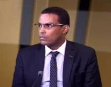 المدير العام لإذاعة موريتانيا المطاح به عبد الله ولد حرمة الله