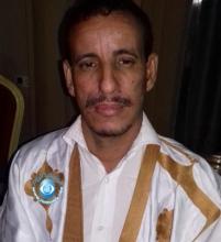 """الحسين بن محنض –  المدير الناشر لصحيفة """"الأمل الجديد"""""""