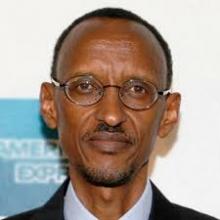 الرئيس الرواندي بول كاغامي، الرئيس الدوري الجديد للاتحاد الإفريقي.