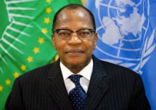 محمد بن شامباس رئيس مكتب الأمم المتحدة في غرب إفريقيا ومنطقة الساحل.