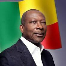 اباتريس تالون رئيس جمهورية بنين.