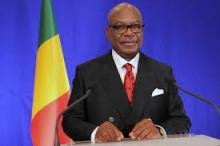 إبراهيم بوبكر كيتا: الرئيس الموريتاني.