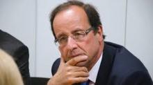 الرئيس الفرنسي افرانسوا هولاند