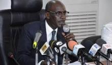 سيدو غي: الناطق الرسمي باسم الحكومة السنغالية.