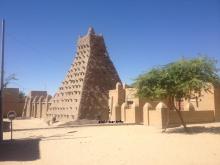 مدينة تمبكتو شمالي مالي