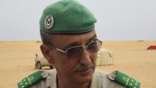 العقيد سيد أحمد ولد امحيميد: قائد كتيبة موريتانيا بدول الساحل.