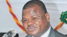 بارتيليمي كاسا الوزير السابق للمياه والطاقة في بنين.