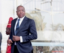 وزير الخارجية السنغالي مانكور انجاي