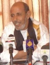 القيادي في حزب الوئام الديمقراطي ومرشحه السابق للنيابيات في مقاطعة جكني الميمون ولد عبدي ولد اجيد