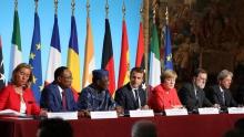 قمة أوروبية إفريقية بباريس تبحث موضوع الهجرة.