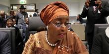 دييزاني ٱليسون مادويك: وزيرة البترول السابقة بنيجيريا.