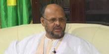 محمد جميل ولد منصور مرشح المعارضة للمجلس الجهوي لمدينة نواكشوط.
