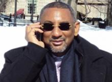 المعارض الموريتاني االمقيم في الخارج لمصطفى ولد الإمام الشافعي