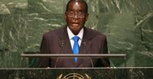 روبيرت موغابي رئيس زيمباوي.