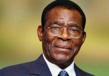 تيودورو أوبيانغ نغيما: رئيس غينيا الاستوائية.
