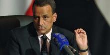 اسماعيل ولد الشيخ أحمد وزير الشؤون الخارجية الموريتاني.
