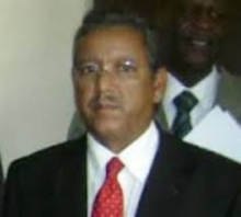محمد ولد الدباغ ـ نائب رئيس مجموعة بوعماتو