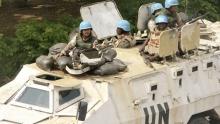 قوات أمنية لساحل العاج.
