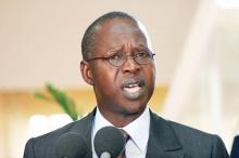 محمد بون عبد الله ديون: الوزير الأول السنغالي