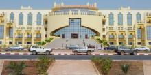 مبنى الحكومة المالية.