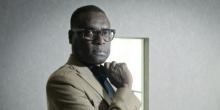 المهندس المعماري بيير غوديابي ٱتيبا مترشح للانتخابات الرئاسية السنغالية.