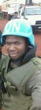 الجندي الموريتاني الذي قتل خلال الهجوم.