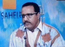 رئيس لجنة متابعة الشيوخ وشيخ مقاطعة باسكنو الشيخ ولد سيدي ولد حننا