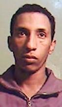 السجين السلفي المدان في قتل فرنسيين قرب مدينة ألاك عام 2007 سيدي ولد سيدينا