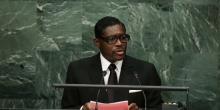 تيودورو نغيما أوبيانغ مانغي نجل الرئيس الغيني الاستوائي ونائبه المعين برتبة جنرال.