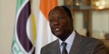 رئيس ساحل العاج الحسن واتارا.
