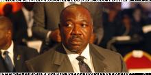 الرئيس الغابوني علي بونغو أونديمبا.