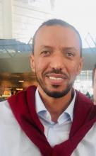 حبيب الله ولد الشيخ عضو عمادة المهندسين المعماريين