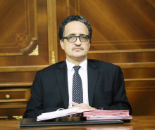 إسلك ولد أحمد إزيدبيه: السفير الموريتاني لدى إيطاليا