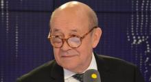 جان إيف لودريان: وزير الخارجية الفرنسي