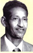 الوزير السابق الراحل بحام ولد محمد الأغظف