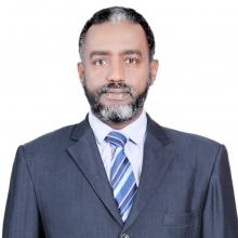 الدكتور/ حسن المجمر